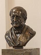 Joseph von Hammer-Purgstall - Bust in the Austrian Academy of Science, Vienna - hu - 8565.jpg