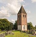 Joure. Kerktoren van Westermeer. Geert Knolweg 4 (Rijksmonument) 01.jpg