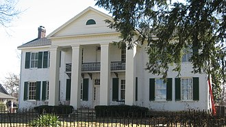 National Register of Historic Places listings in Christian County, Kentucky - Image: Judge Joseph Crockett House