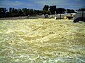 June Flood Wave Alert Germany catastrophic breakdown Rhine Brisach France 2013 - Deutschland Magic Germany Photography 2013 Red Alert for The Rhine - Military Forces at Bavaria, Saxonia and Danube 2 MEZ - STOP FOR R - panoramio.jpg