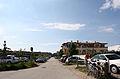 Kühlungsborn, Radweg parallel zur Strandpromenade am Hafen (2).JPG