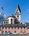Küsterhaus und Sakristei von St. Maria Lyskirchen, Am Leystapel 1, Köln-6511.jpg
