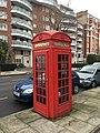 K2 telephone kiosk opposite entrance to Hamilton Close (1).jpg