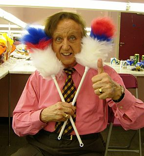 Ken Dodd English comedian, singer-songwriter and actor