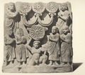 KITLV 88025 - Unknown - Gandhara relief from Yusufzai in British India - 1897.tif