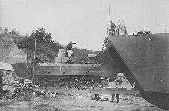 No.101-class landing ship - Image: Ka Chi 1
