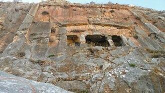 Qabb Ilyas - Haidara Ruins