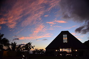 "Kamehameha Schools - Kaʻiwakīloumoku Hawaiian Cultural Center: Myron ""Pinky"" Thompson Hale"