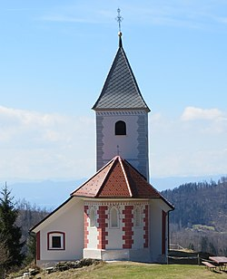 Kalise Kamnik Slovenia - church 1.jpg