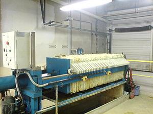 Filter press - Industrial Filter press