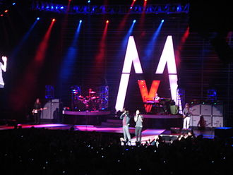 Maroon 5 - Maroon 5 in Madison Square Garden in 2007