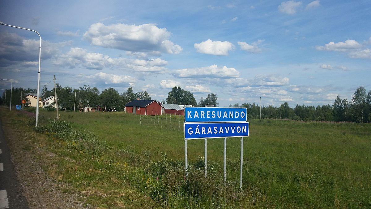 Karesuvanto Travel Guide At Wikivoyage