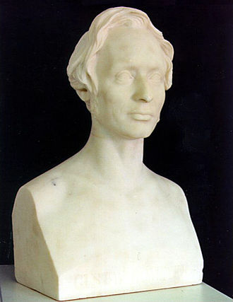 Karl Gustav Homeyer - Bust by Johann Friedrich Drake