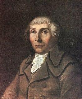 Karl Philipp Moritz German author, editor and essayist