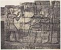 Karnak (Thèbes), Édifice en Ruines - Sculptures du la Paroi Intèrieure, en U MET DP71381.jpg