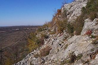 Doberdò del Lago - Karst landscape near Doberdò.