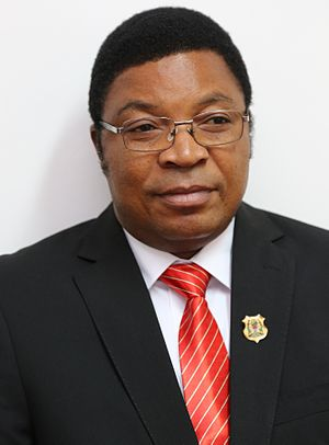 Prime Minister of Tanzania - Image: Kassim Majaliwa