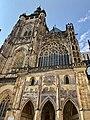 Katedrála Svatého Víta, Hradčany, Praha, Hlavní Město Praha, Česká Republika (48791551178).jpg