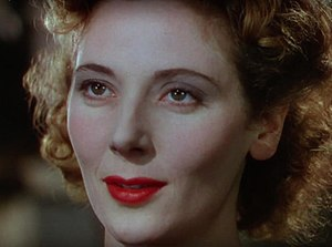 Kathleen Byron - Byron in a trailer for Black Narcissus