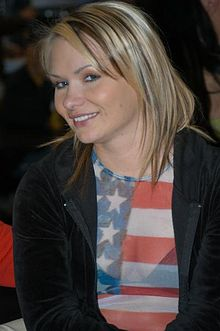 Katja Kassin at 2005 AEE Sunday.jpg