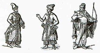 Khanate of Kazan - Tatar soldiers