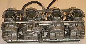 Keihin Corporation - Keihin carburetors for Honda CB750