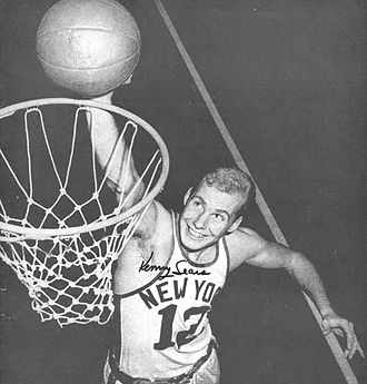 Santa Clara Broncos men's basketball - Ken Sears led the Broncos to the 1952 Final Four before playing for the New York Knicks.
