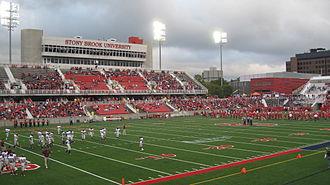 Kenneth P. LaValle Stadium - Image: Kenneth P La Valle Stadium