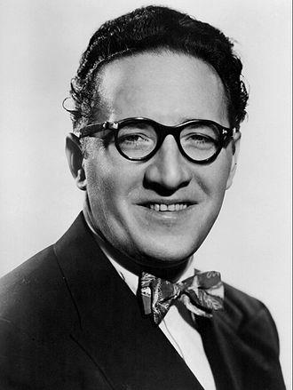 Kenny Delmar - Delmar in 1955