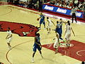 Kentucky at Arkansas basketball, 2013 005.jpg