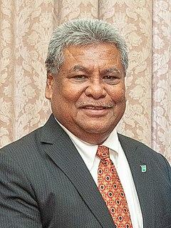 Kerai Mariur Palauan politician