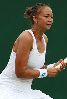 Lesley Pattinama Kerkhove Dutch tennis player
