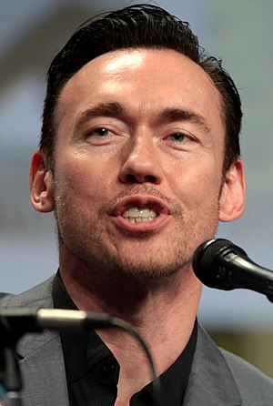 Kevin Durand - Durand at the 2014 San Diego Comic-Con