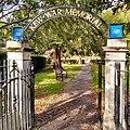 Kew War Memorial Garden, Westerly Ware.jpg