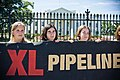 Keystone XL demonstration, 8-2011.jpg