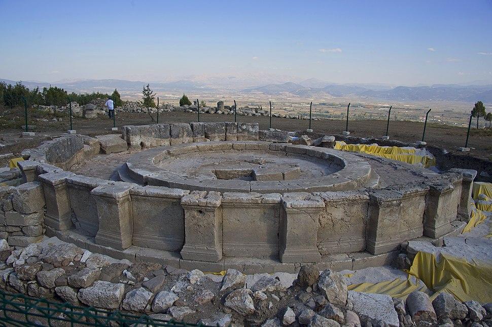Kibyra Temple 9963
