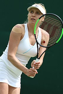 Lyudmyla Kichenok Ukrainian tennis player