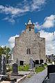Kilfenora Cathedral West Gable 2015 09 01.jpg