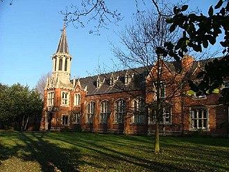 Retford Oaks Academy - Former King Edward VI Grammar School