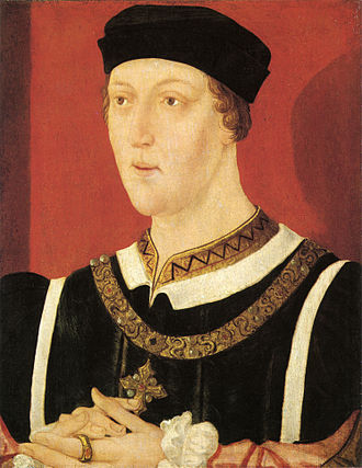 Loveday, 1458 - King Henry VI, who probably organized the Loveday