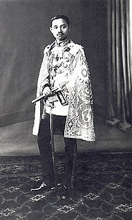 King of Thailand (1925-1935)