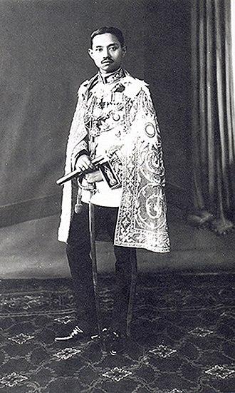 Prajadhipok - Image: King Prajadhipok of Siam