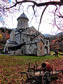 Kintsvisi Monastery By Abramia.JPG