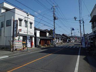 The Flowers of Evil (manga) - The series is set in Kiryu, Gunma