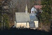 Klagenfurt Sankt Primus Filialkirche St Primus und Felizian im Steinbruch 28012015 247.jpg