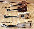 Klassische Gitarre und ihre Vorläufer (Vihuela, Barockgitarre Romantische Gitarre).jpg