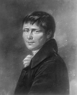 Heinrich von Kleist German poet, dramatist, novelist and short story writer