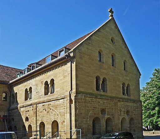 Kloster-Maulbronn-Refektorium