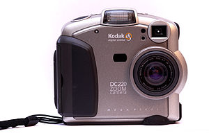 Kodak DC Series - A Kodak DC220