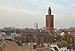 Koeln-Raderberg Aussicht Ortskern mit Kirche.jpg
